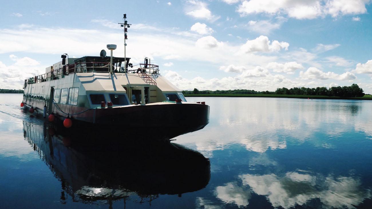 Shannon Princess Boat