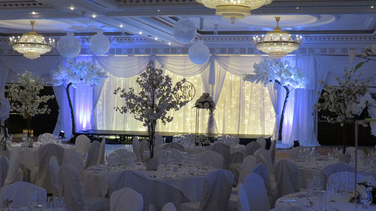 Wow-Weddings Function Room Decor