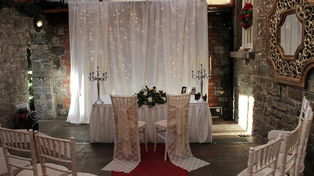 Wow-Weddings Ceremony Room Decor