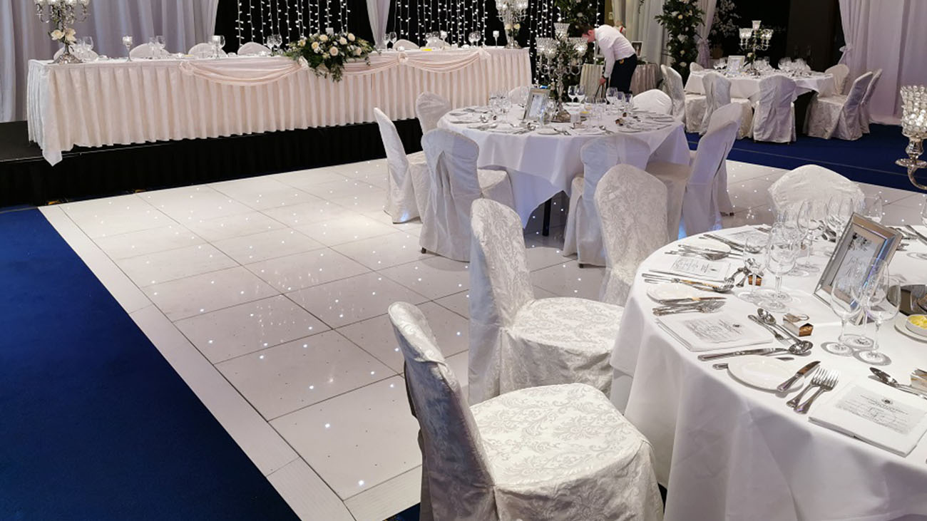Wow-Weddings Function Room Dance Floor