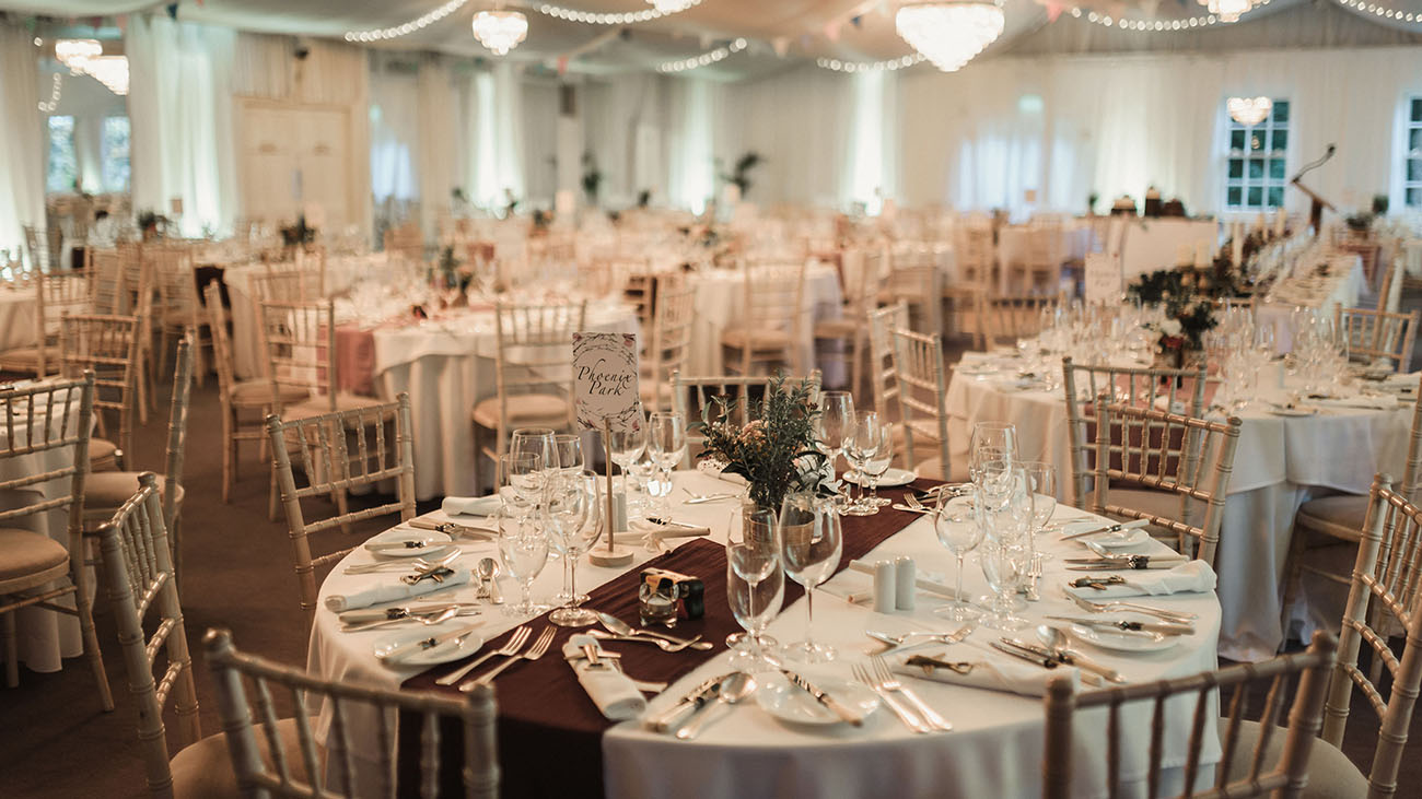 Rathsallagh Country House Function Room