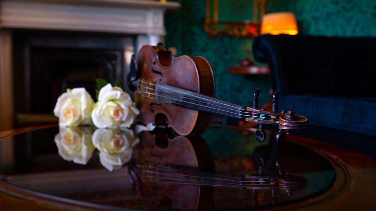 Hazel Alexander Violinist Violin