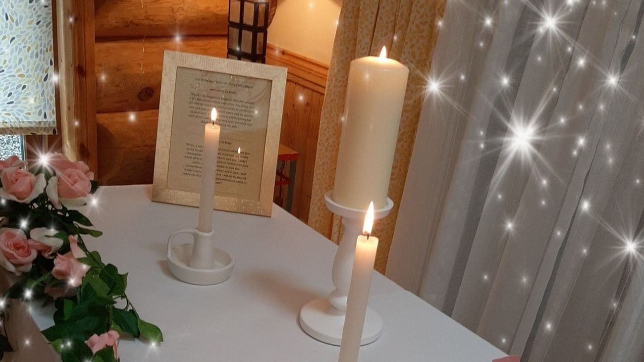 Kathryn Smith Celebrant Unity Candles