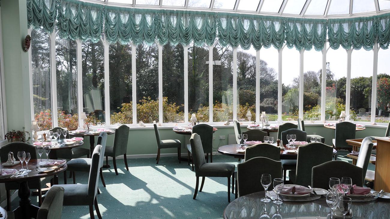 Cashel House Hotel Restaurant