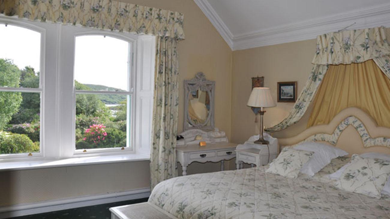 Cashel House Hotel Bedroom