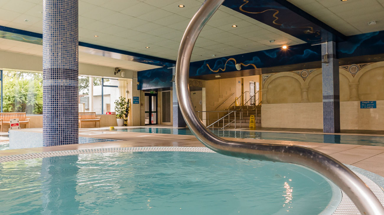 Abbey Hotel Pool