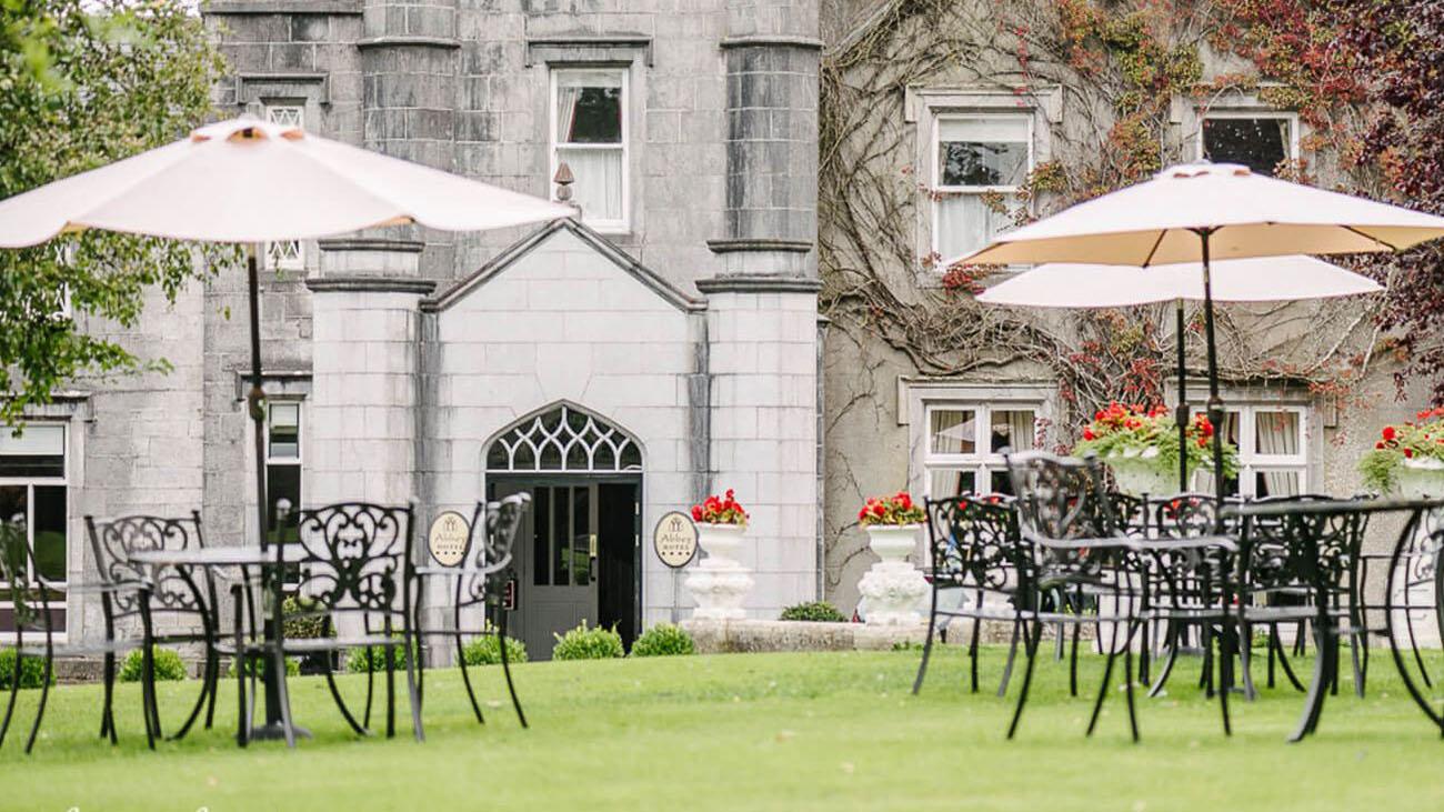 Abbey Hotel Garden