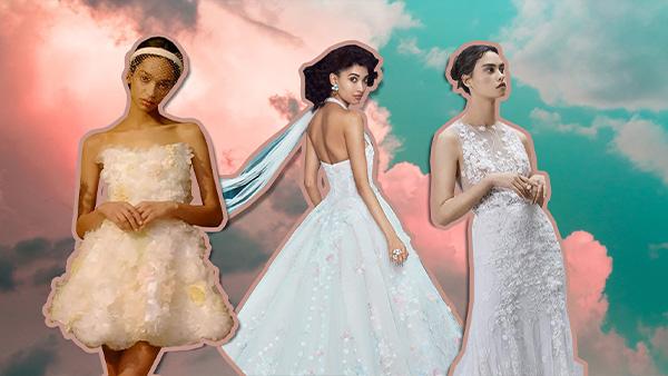 7 Fabulous Bridal-Wear Trends for 2022
