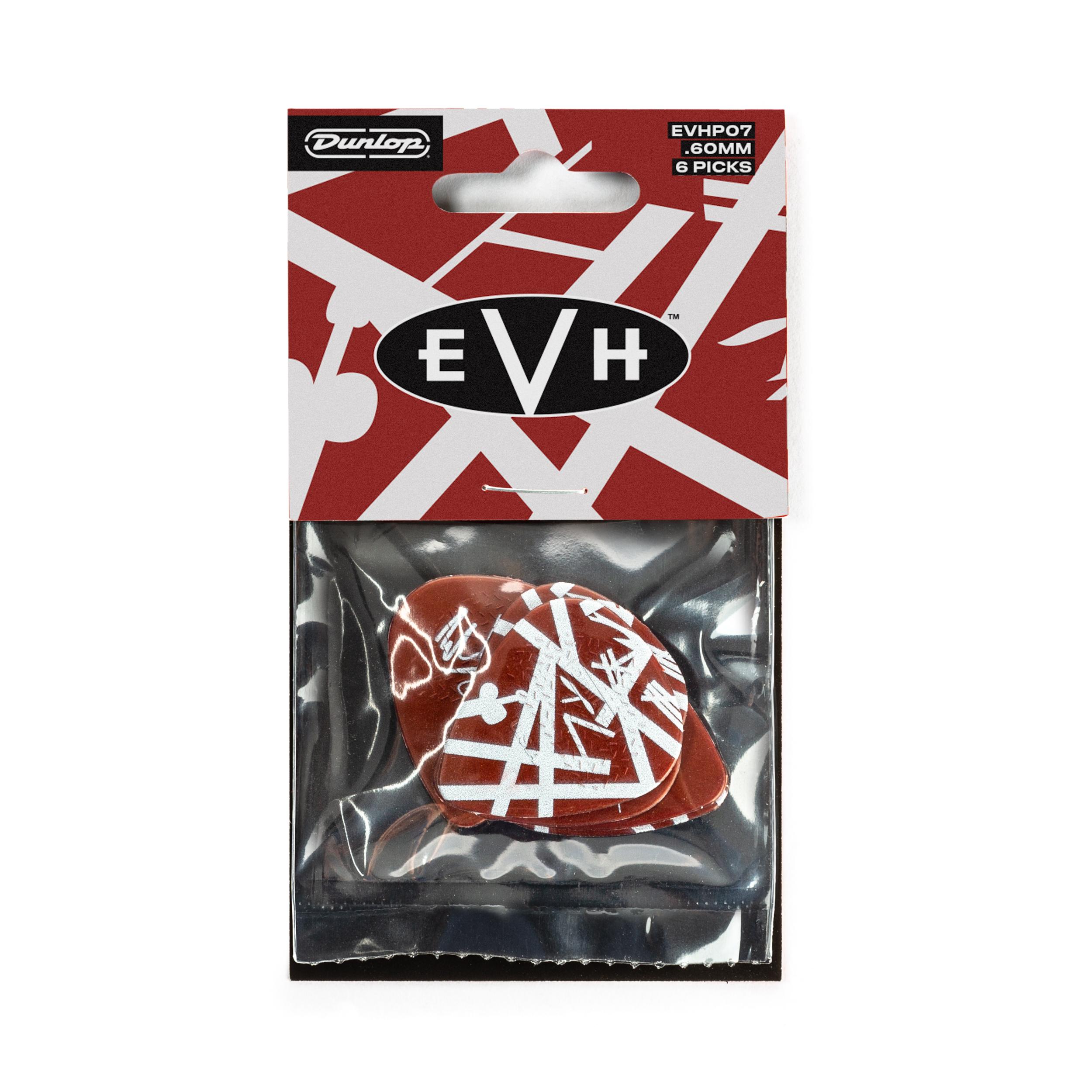 Jim Dunlop EVH Shark Guitar Max-Grip Picks