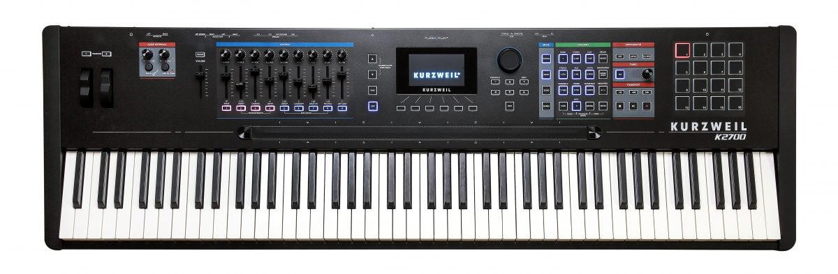 The Kurzweil K2700