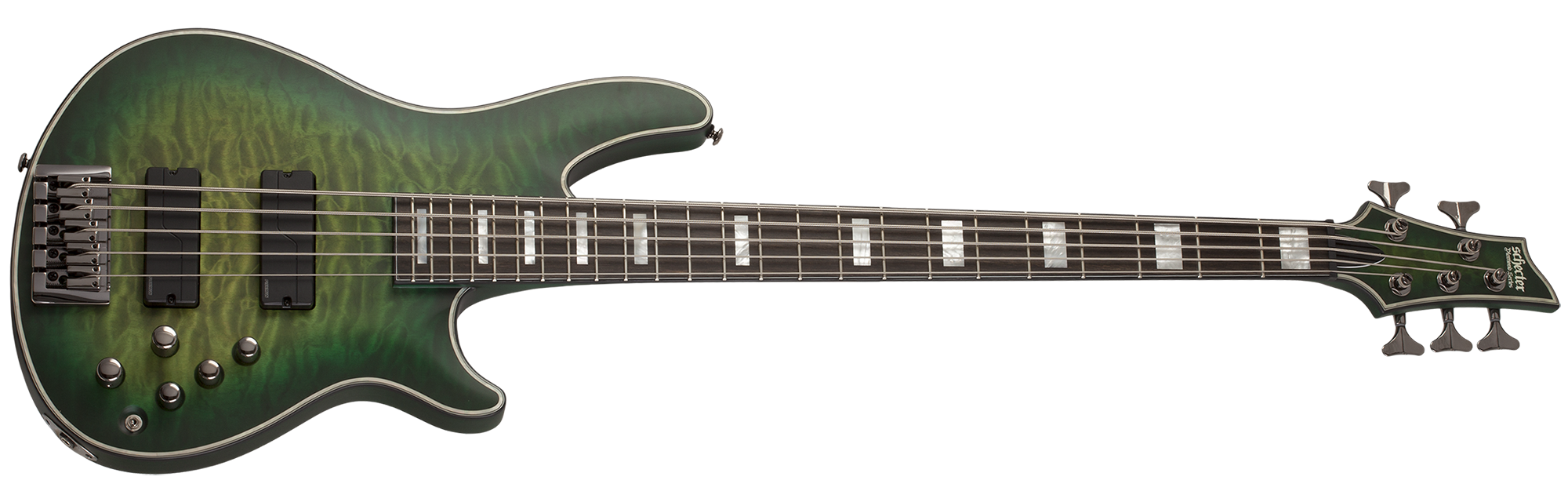 Daniel Firth Hellraiser Extreme-5 Signature Bass