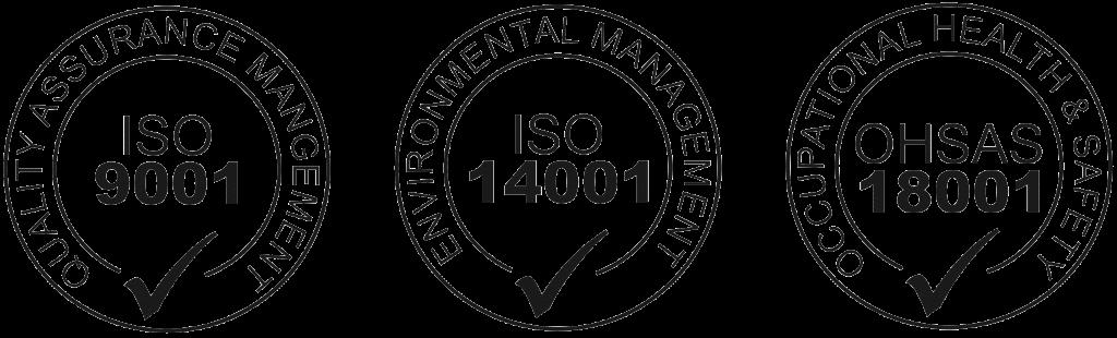 ISO Standards logos