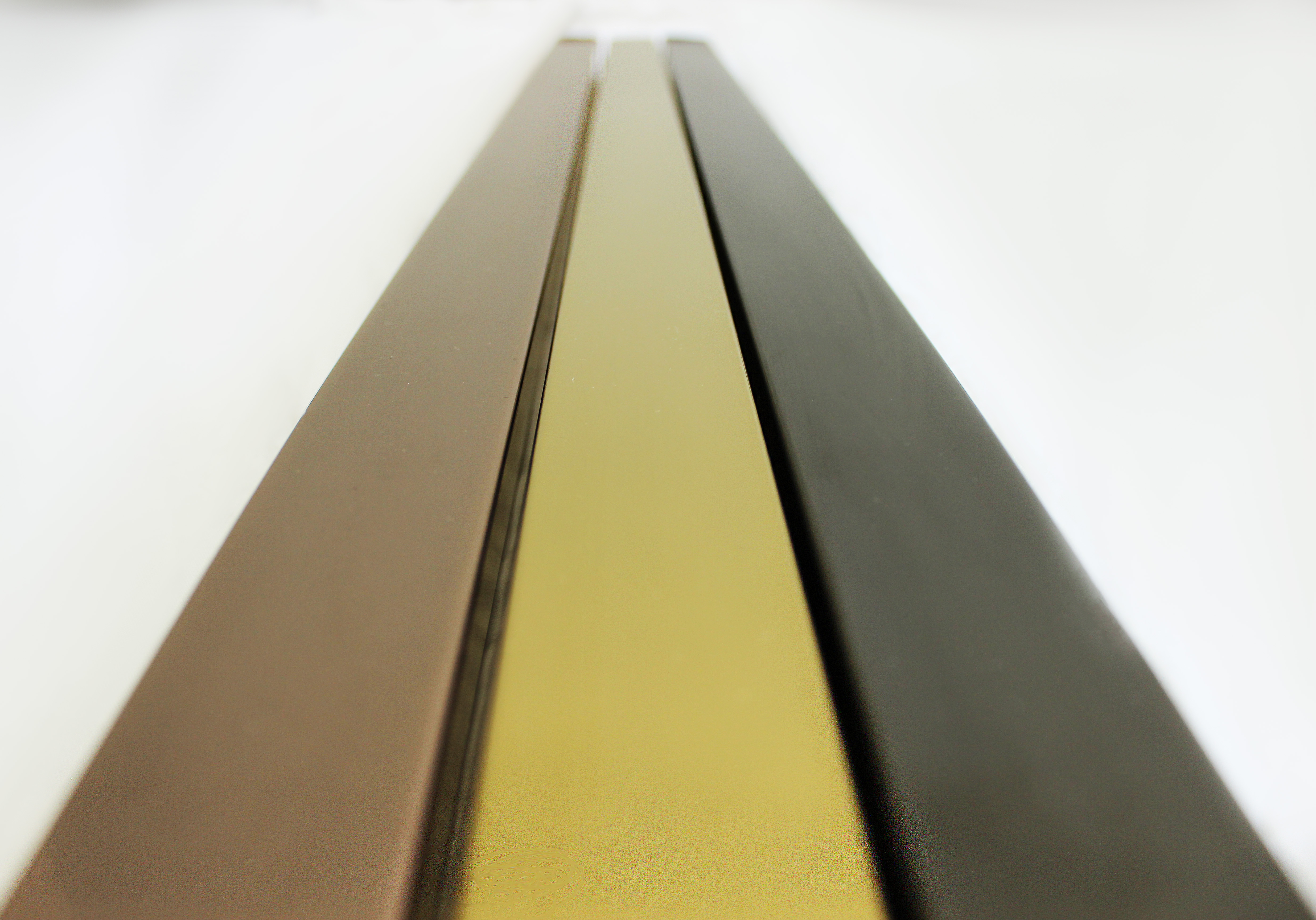PVD Coated Metal Profiles