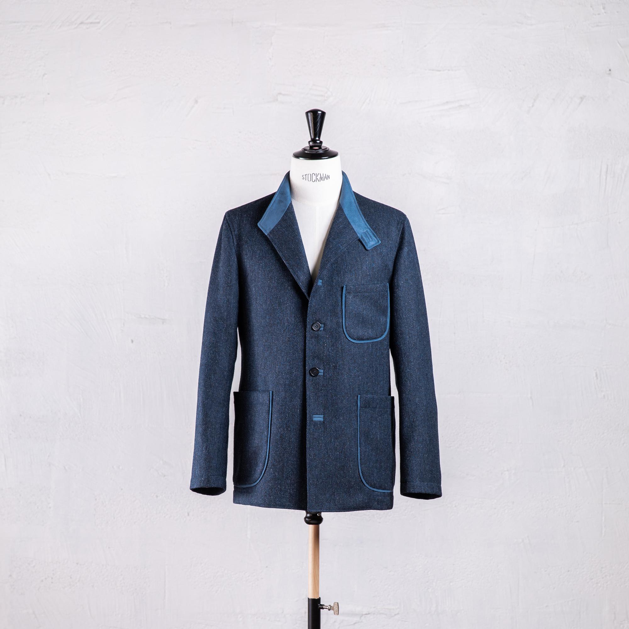 La veste Grésigne en tweed