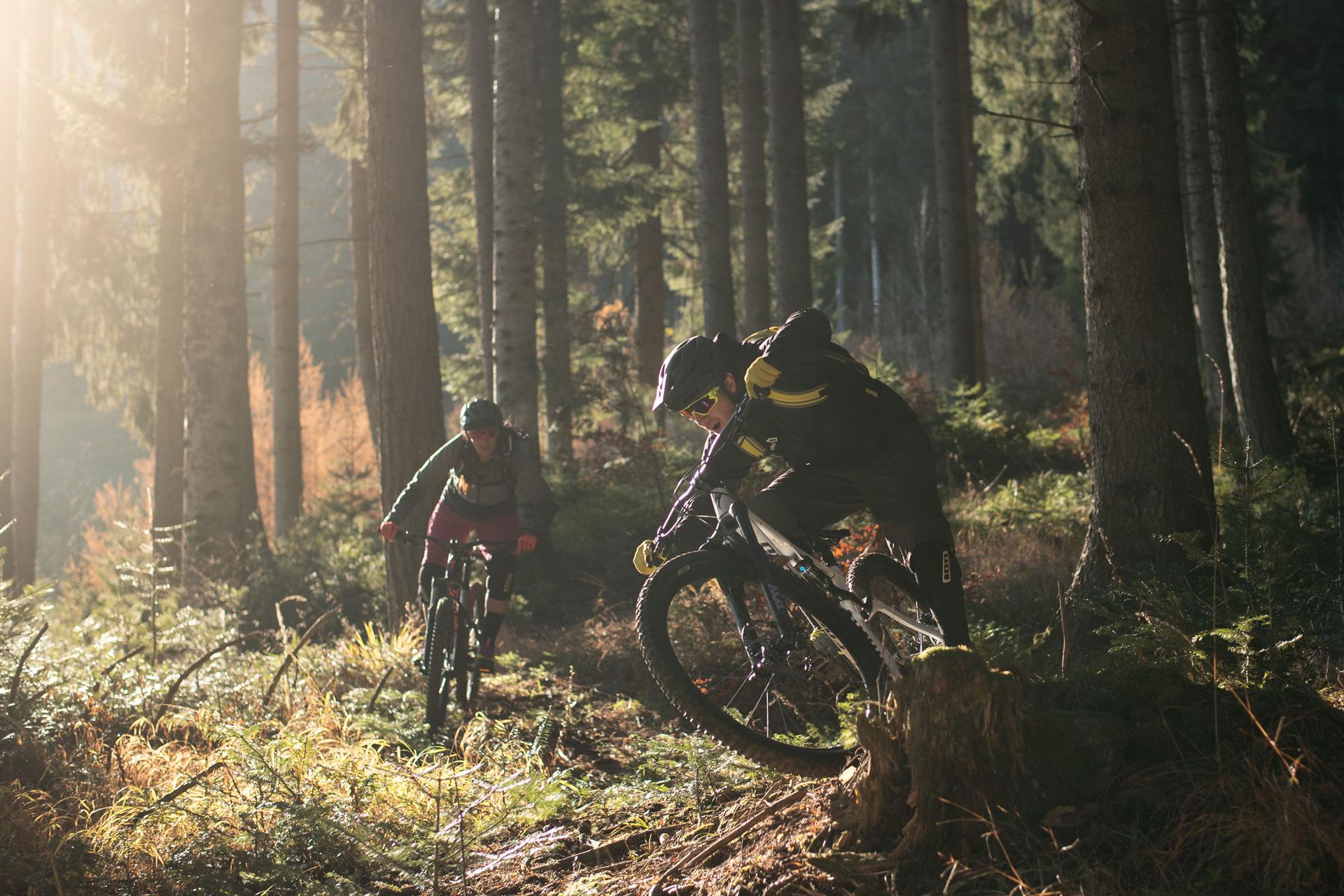 Dolomite Bike