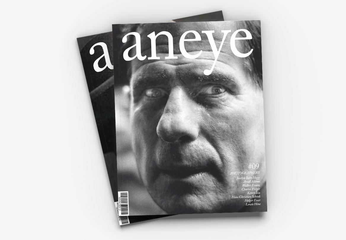 conception de magazine photographique
