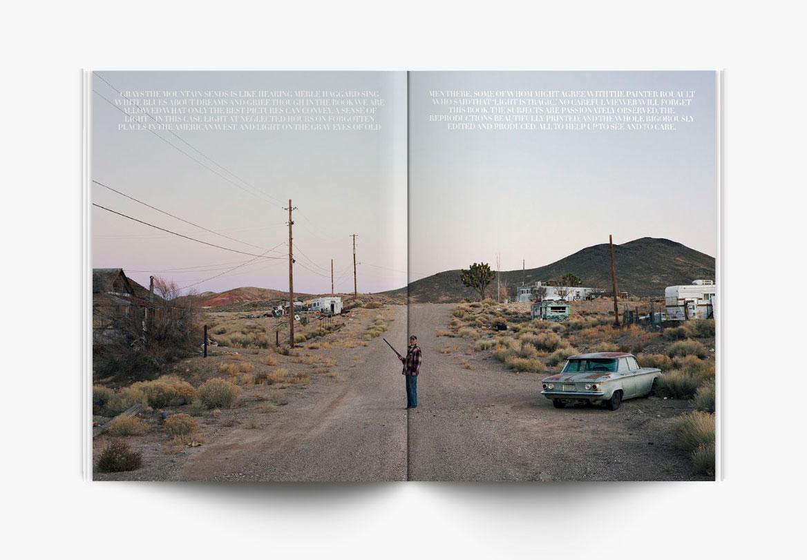 création et réalisation de magazine spécialisé photographie