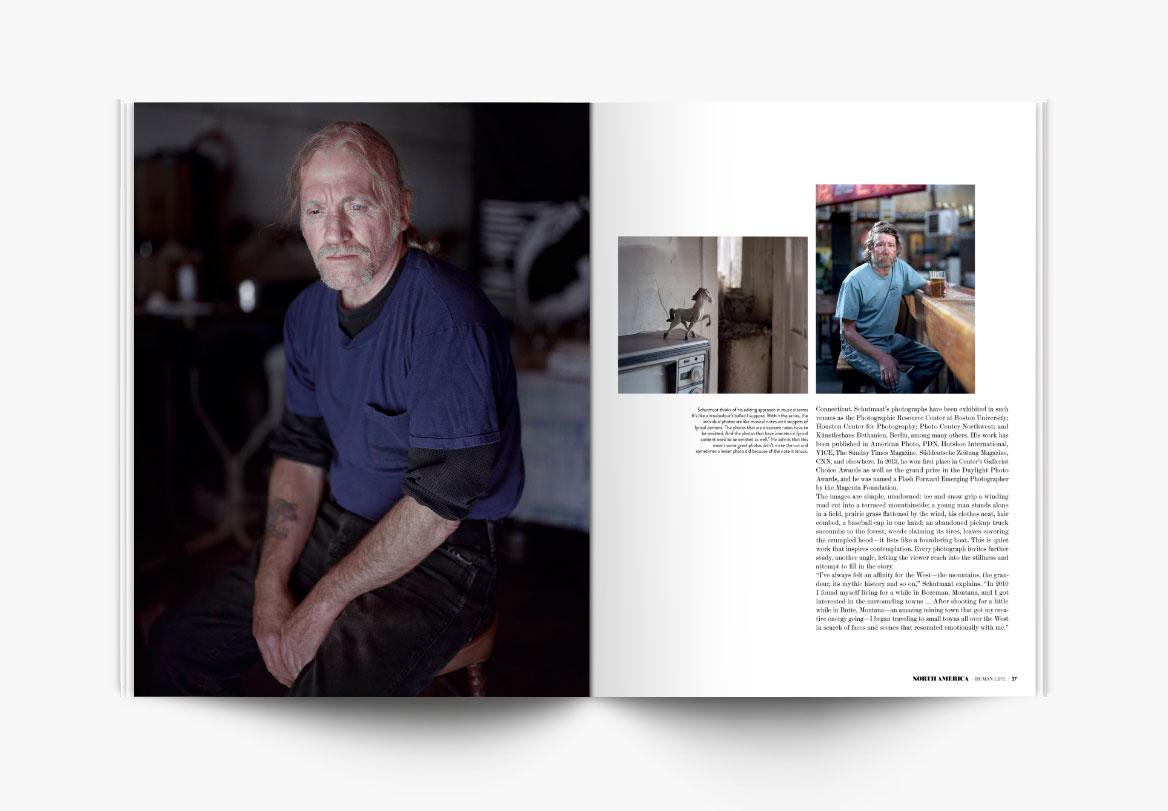Conception et mise en page de magazine spécialisé