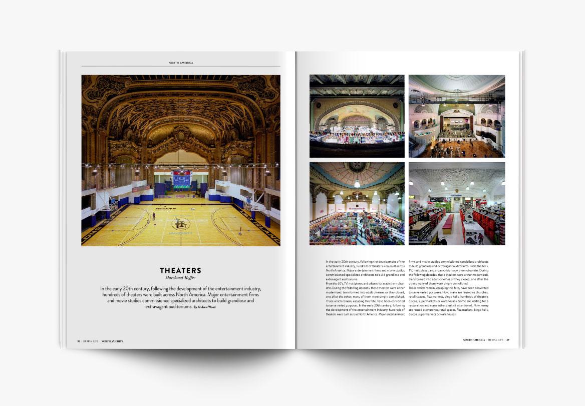 Conception et réalisation de magazine spécialisé photographie