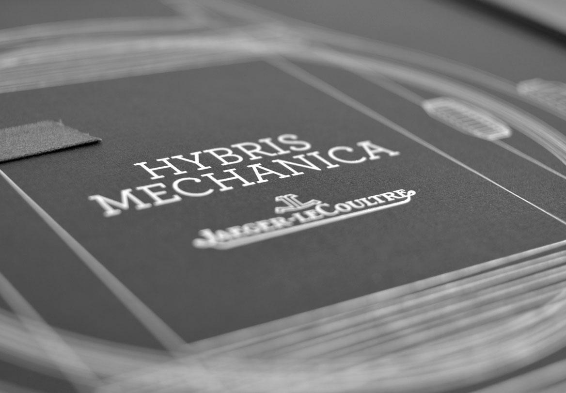 Jaeger-LeCoultre Hybris Mechanica