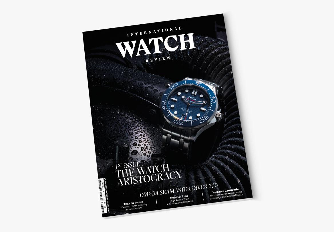 directeur artistique magazine de montre de luxe