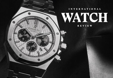 International watch review magazine