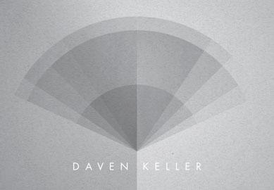 Pochette disque Daven Keller