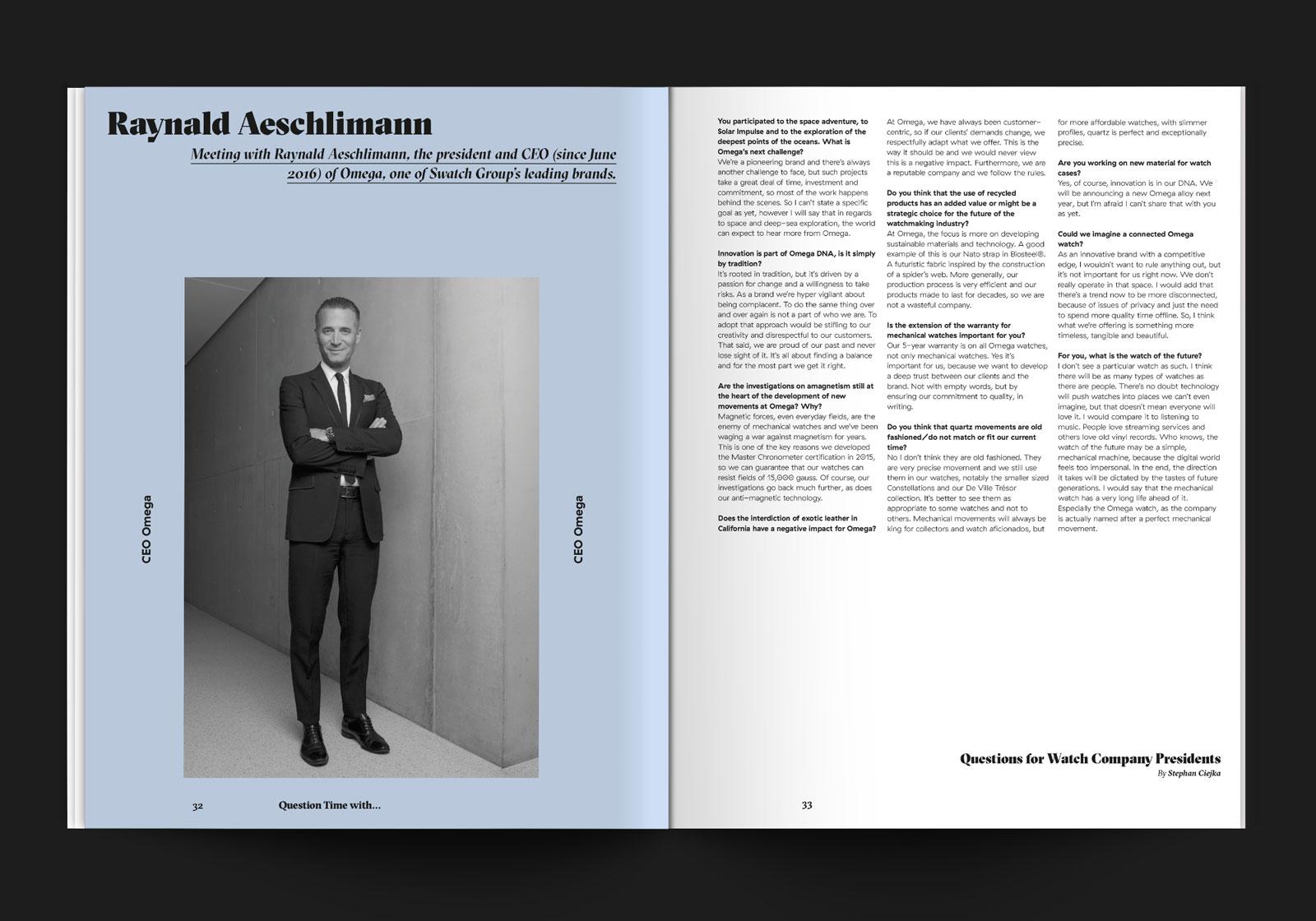 mise en page magazine graphiste indépendant