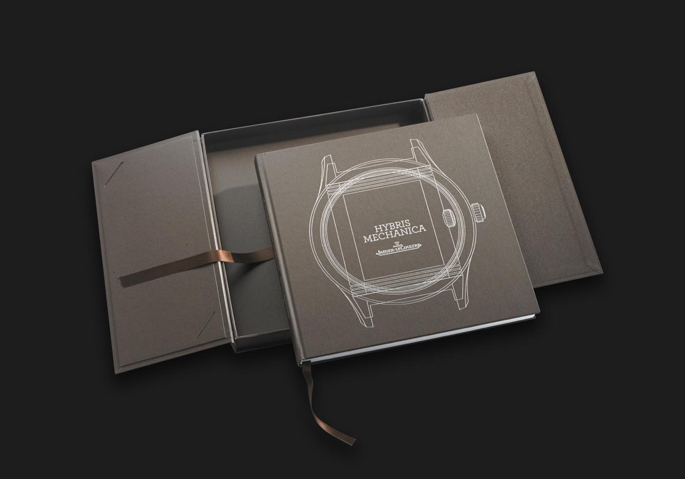 Création de livre haute joaillerie Jaeger-LeCoultre