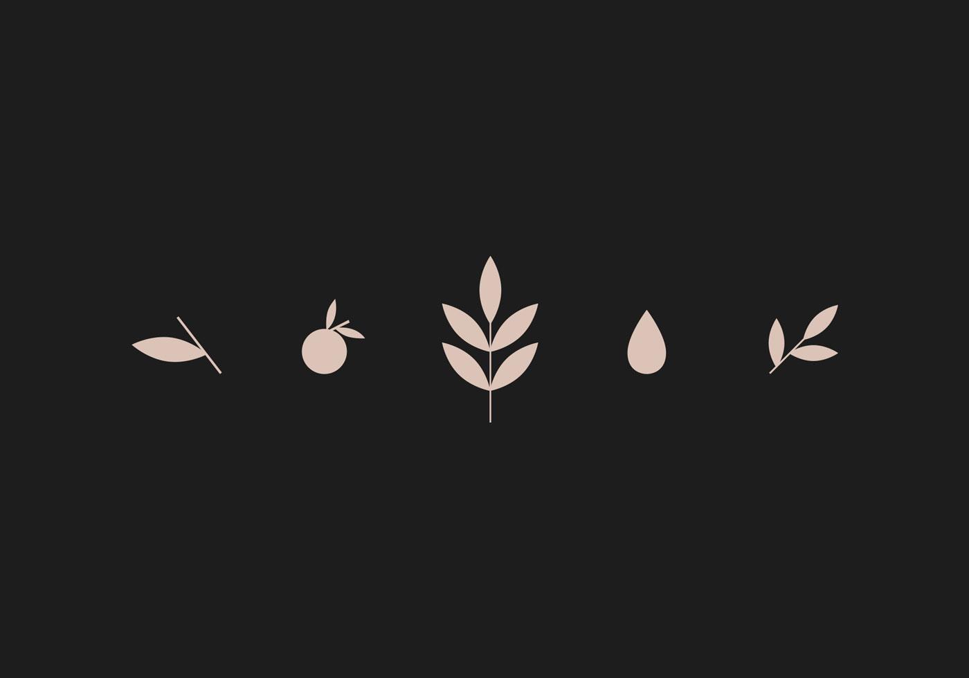 création de picto pour site de massage