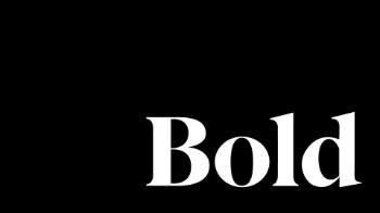 Logo Bold Agency