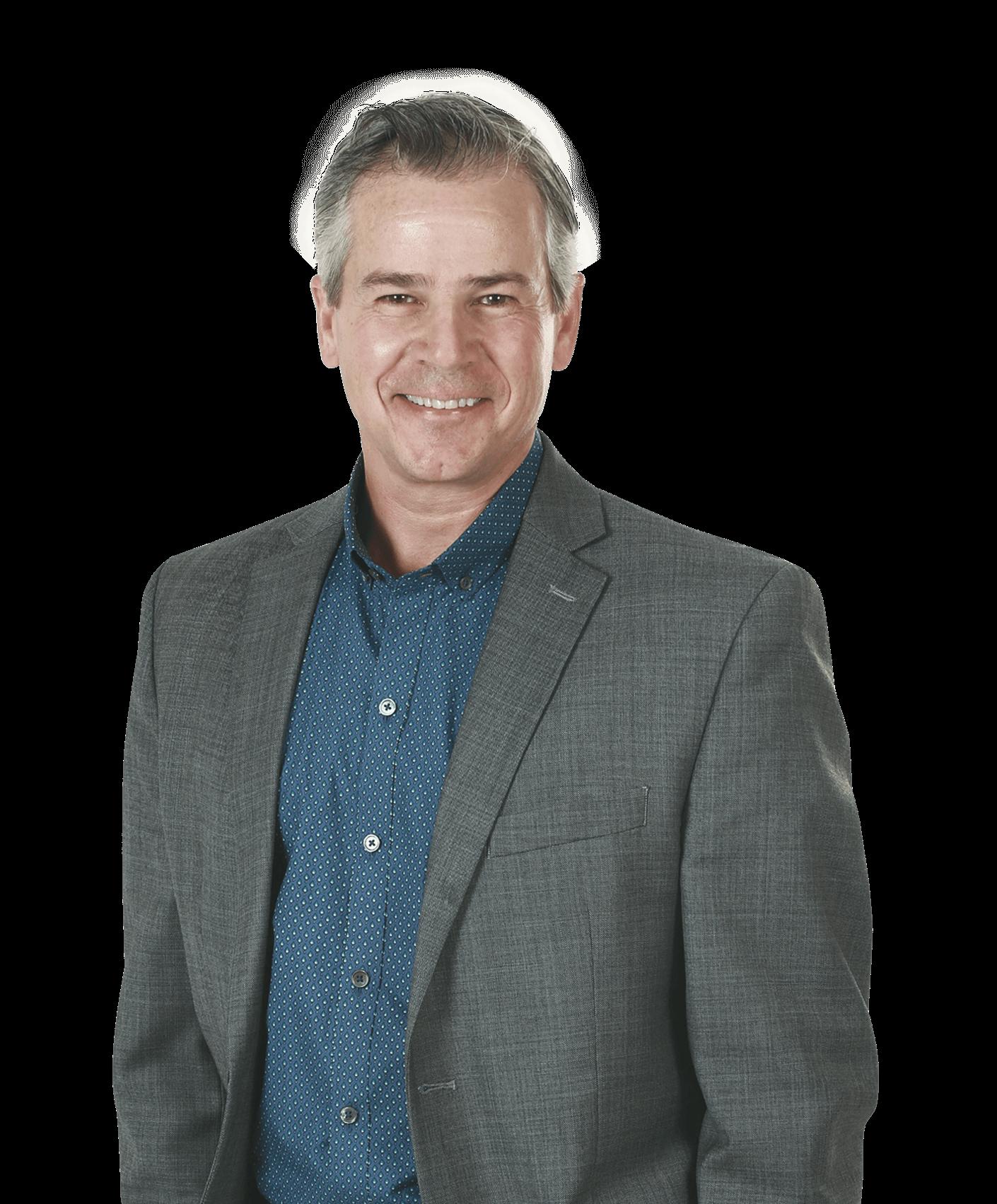 Matt Meline, PrairieFire Founder and CEO