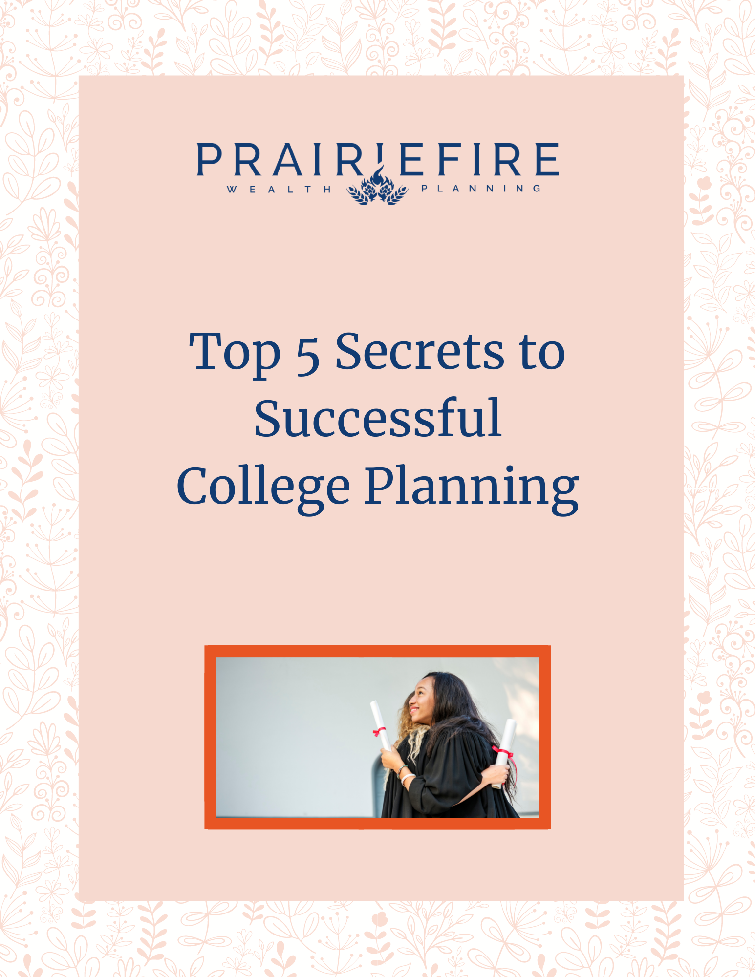 Top 5 secrets to successful college planning