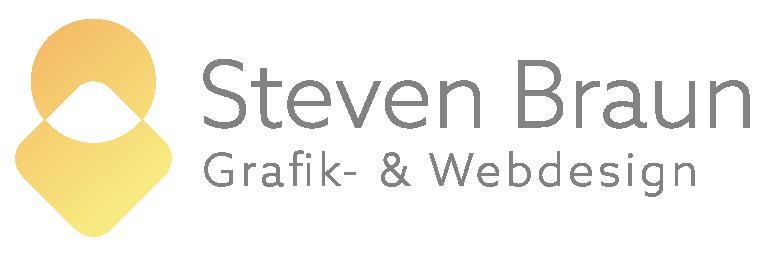 Steven Braun Grafik- & Webdesign Logo
