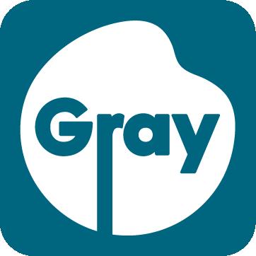 Logotipo Gray