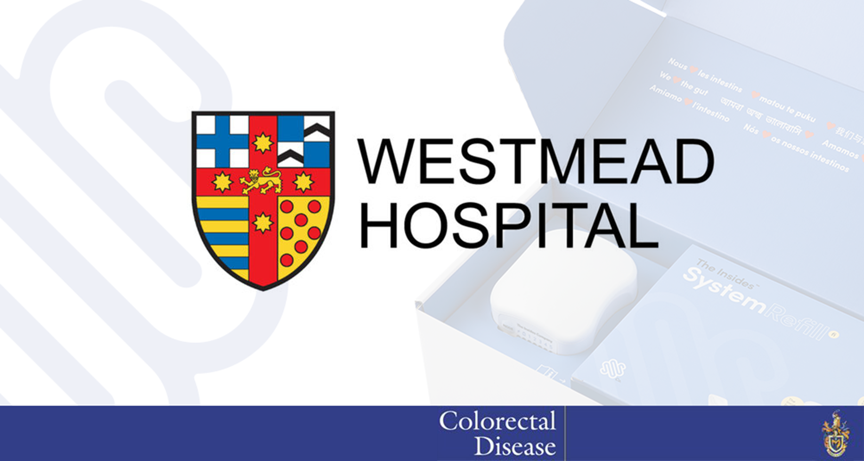 Case Abstract detailing the use of The Insides™ System with an Enterocutaeous Fistula patient, with the main article published in Journal Colorectal Disease.