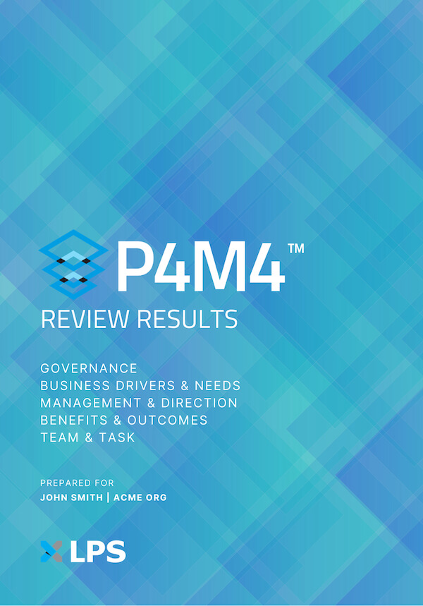 P4M4™ Cover Page