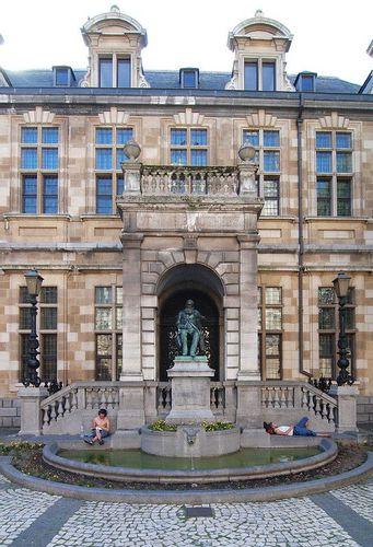 Hendrik Conscience Heritage Library