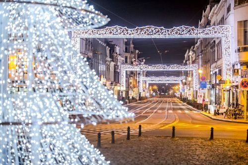 Brussels by Lights