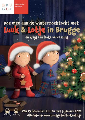Luuk and Lotje Xmas Search