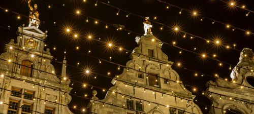 Antwerp Christmas Lights