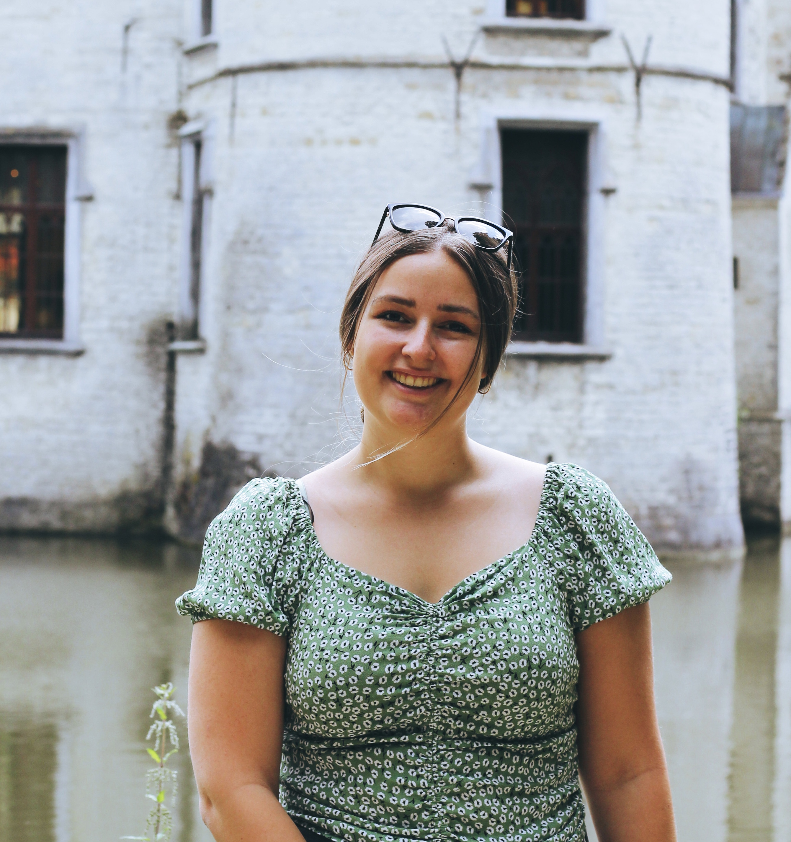 Lisaura is the Belgian based blogger behind travelaimes, which helps young women travel the world.