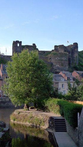 La Roche-en-Ardenne Castle