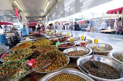 Saturday Exotic Market