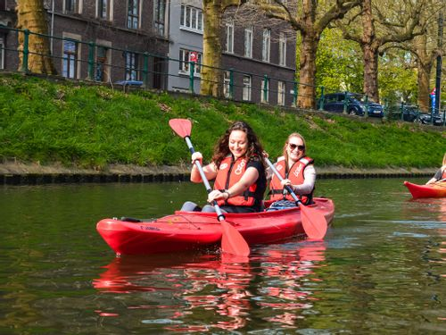 City Kayaking Ghent