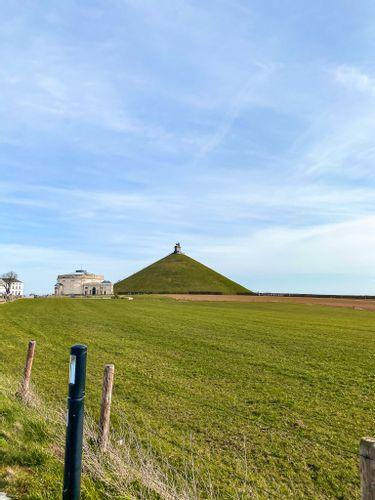 Memorial Bataille de Waterloo 1815