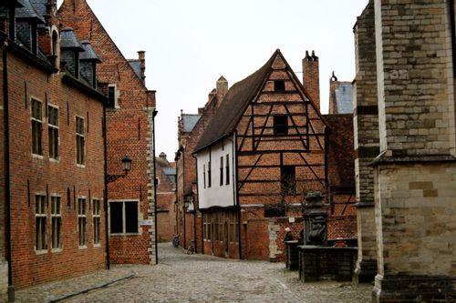 Leuven Grand Beguinage