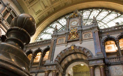 Antwerp Central