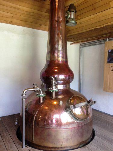 The Molenberg Distillery