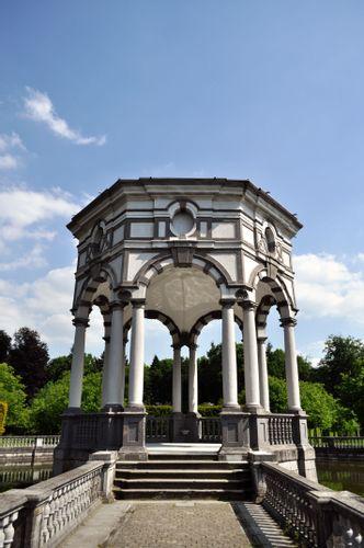 Parc du Château d'Enghien